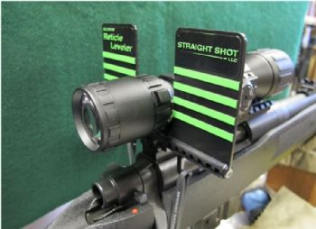 Straight Shot Segway MKIII TACTICAL Rifle Scope Reticle leveller anti Cant